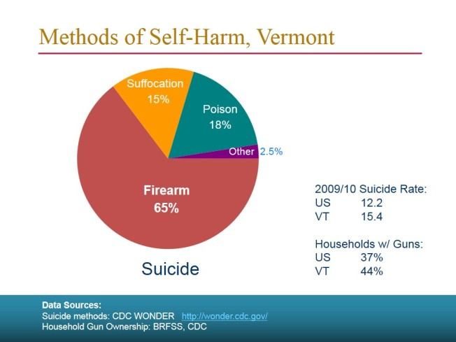 VT Means Matter June 2013 -methods of self-harm